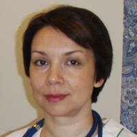 Фролова Виктория Тахировна - врач УЗИ