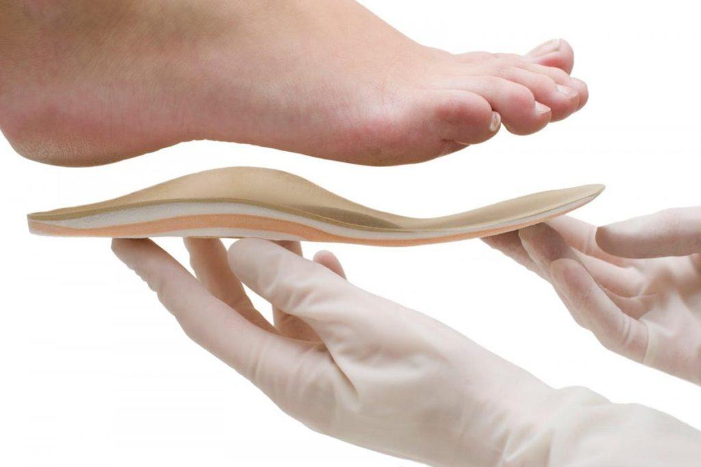 Ортопедические стельки Гатчина